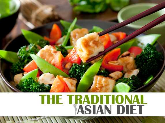 traditional asian diet