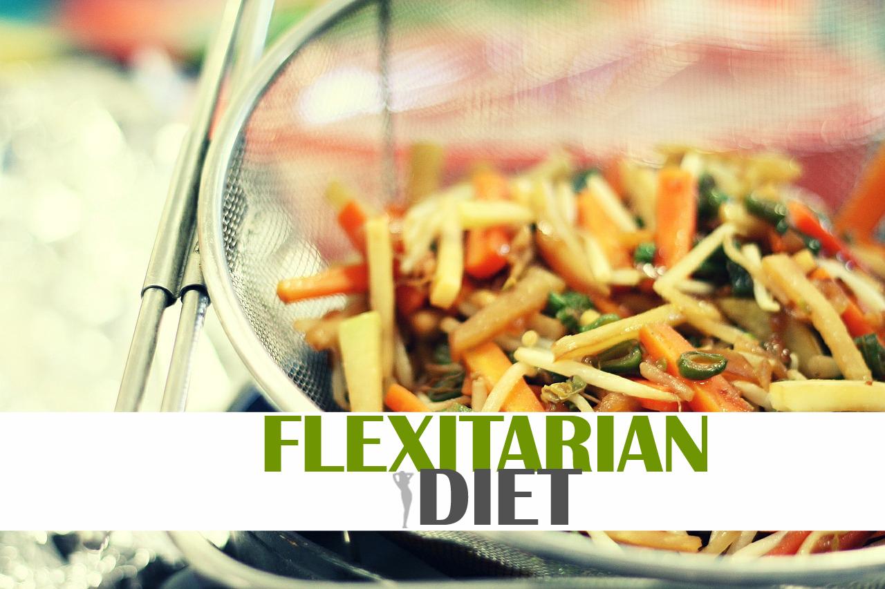 Flexitarian Diet 5 types