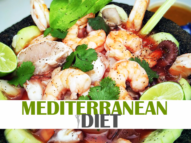 Mediterranean Diet from Italy