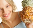 Pineapple helps to lose weight