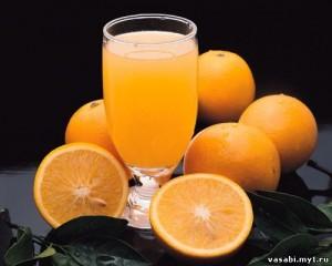orange lemonade